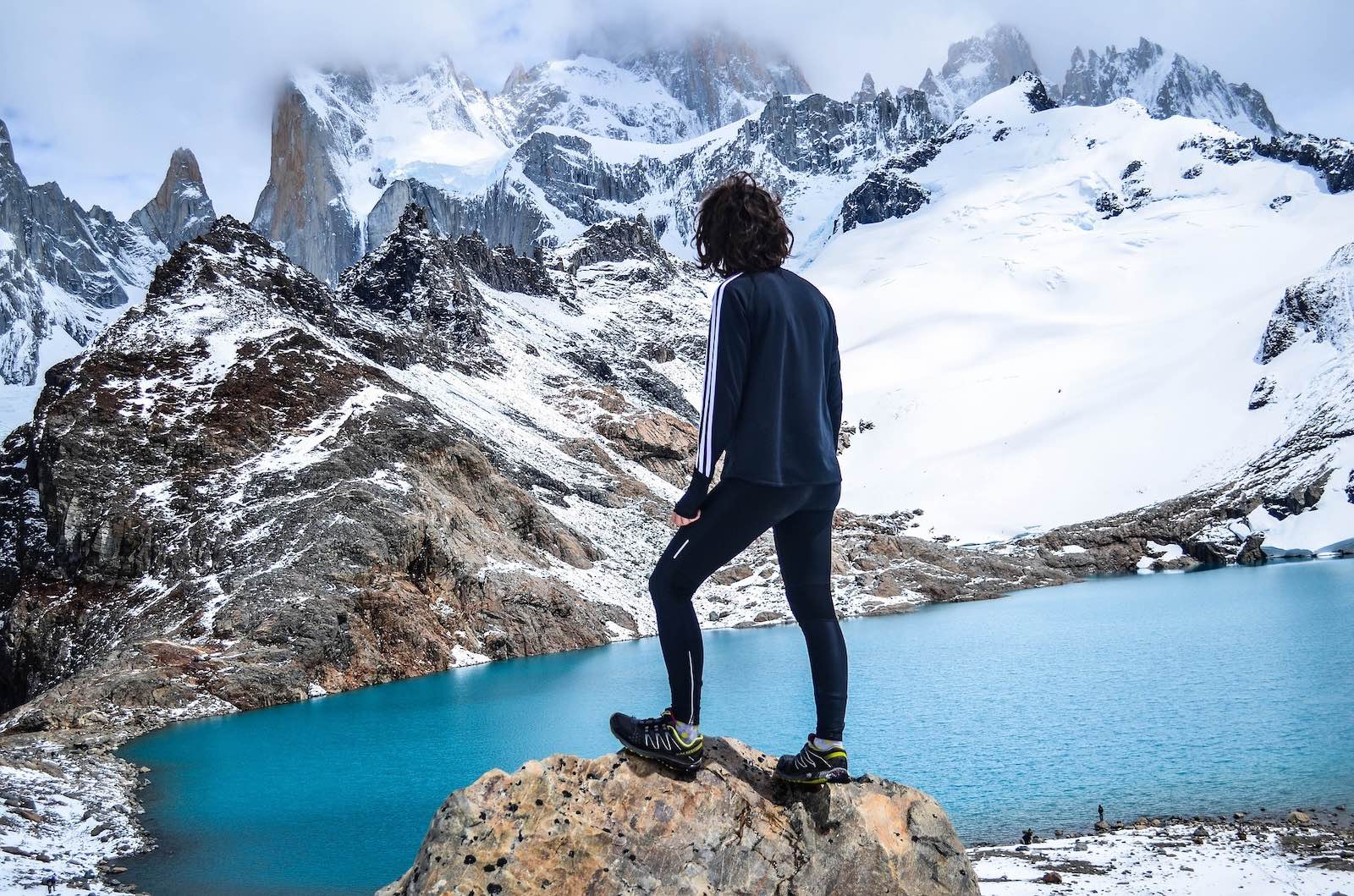 Trekking opportunities at El Chalten are breath taking.