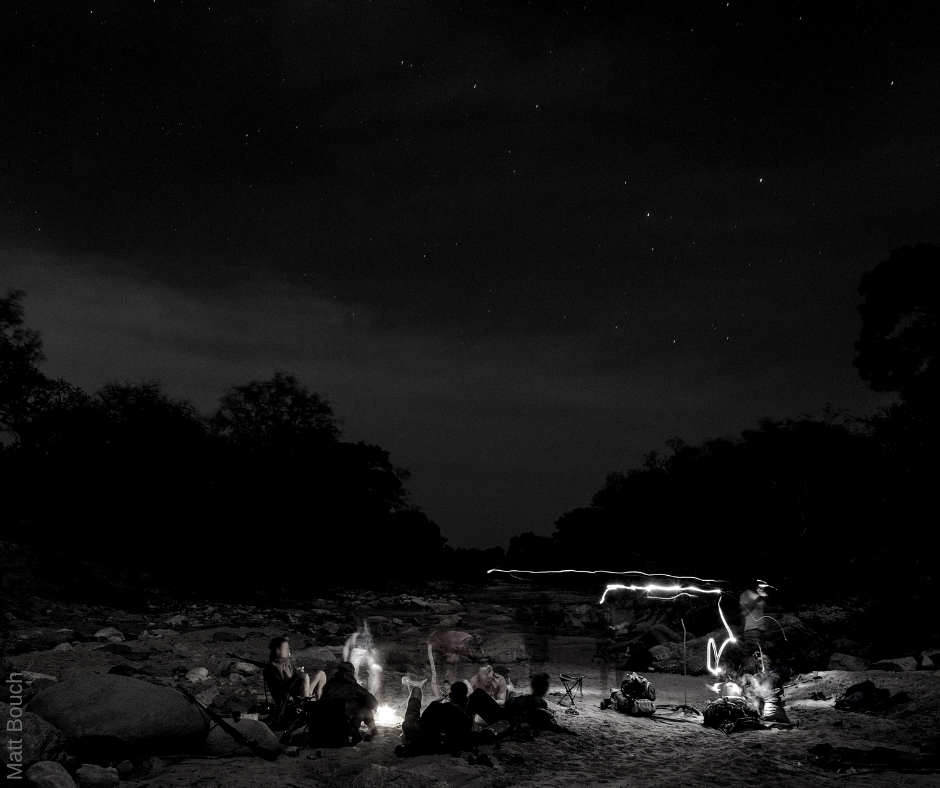 A night under the stars on Lowveld Trails Primitive Trail