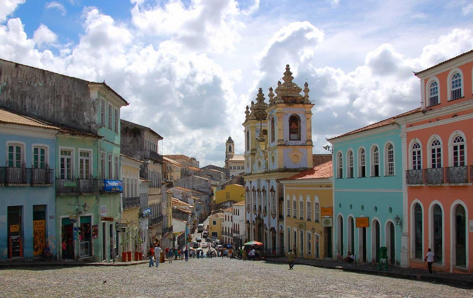 Bahia Salvador Old City