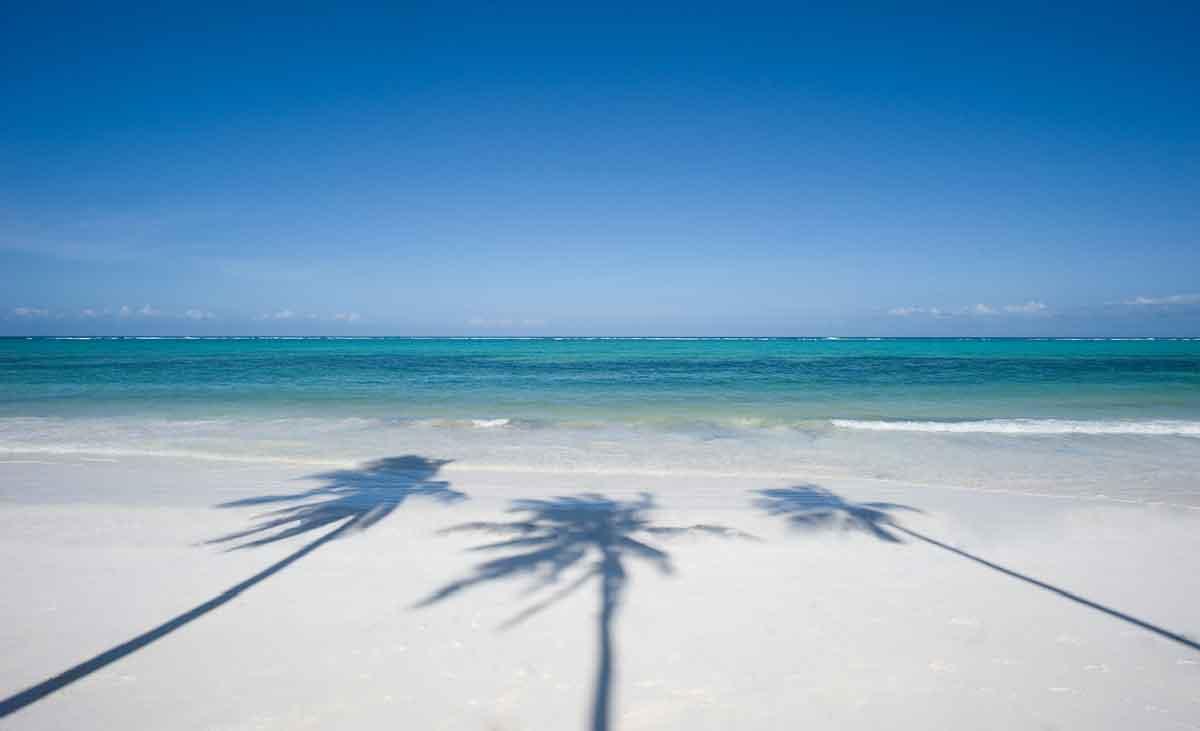 Baraza Beach Zanzibar