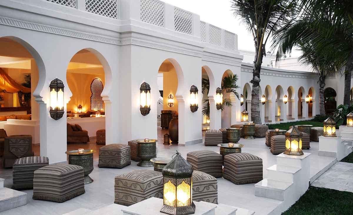 Baraza Courtyard