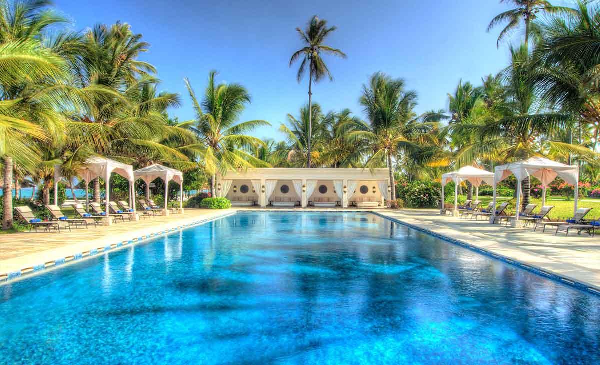 Baraza Lagoon Infinity Pool