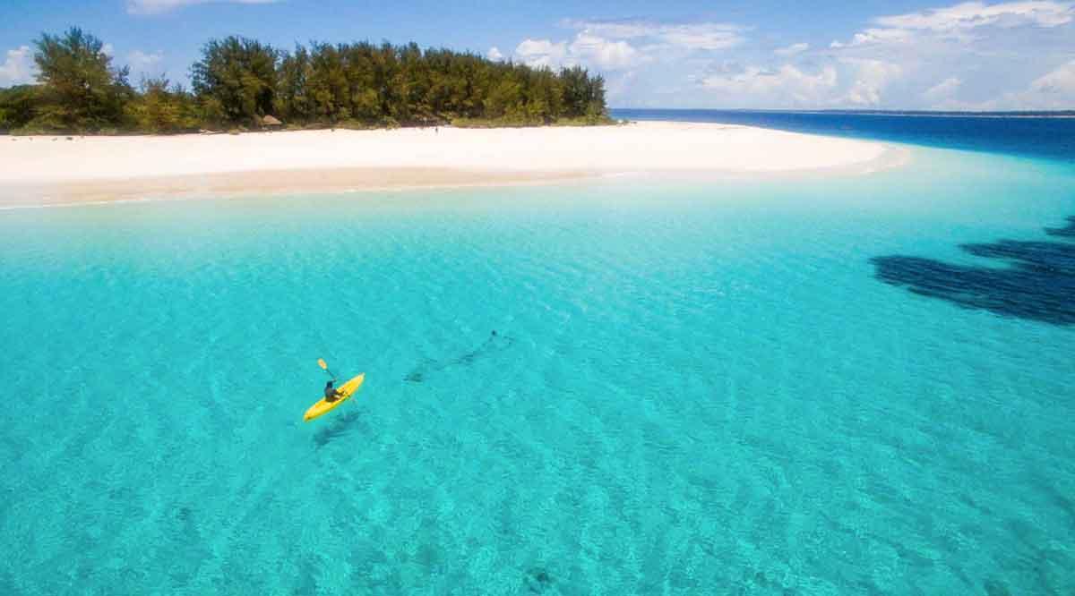 &Beyond Zanzibar Ocean