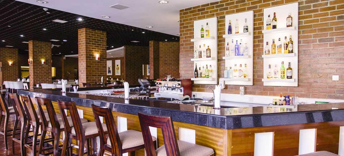 Boma Hotels Bar Area