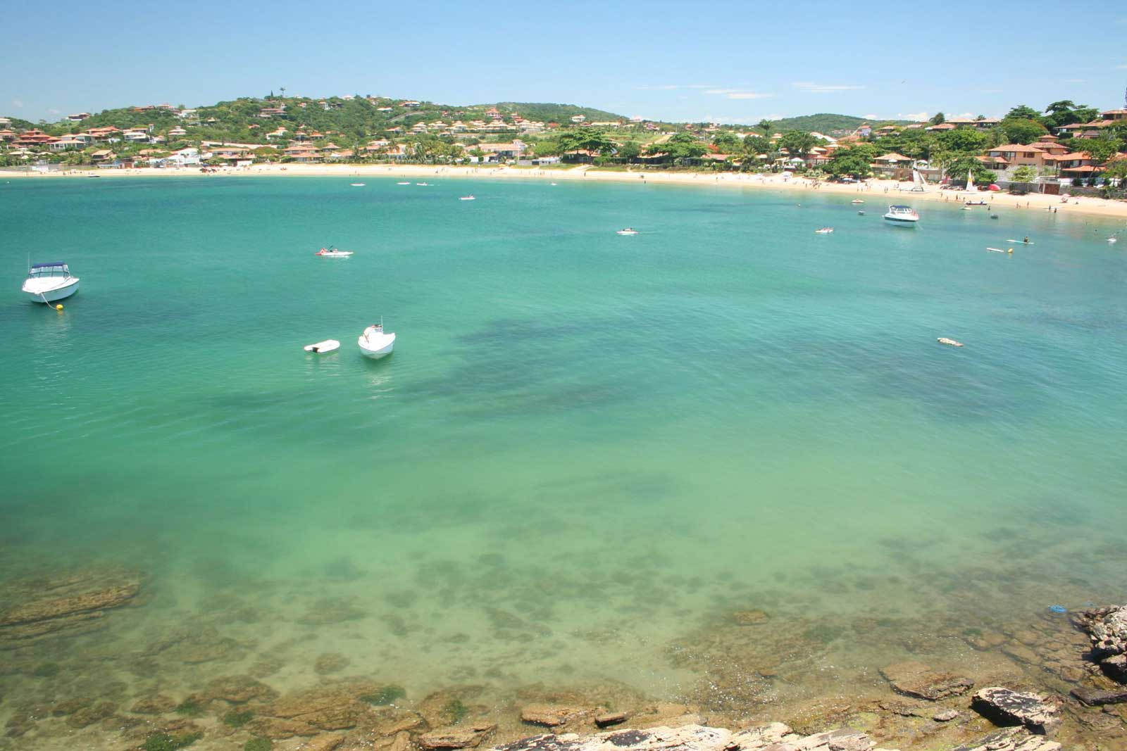 Brazil Beach Honeymoon at Buzio
