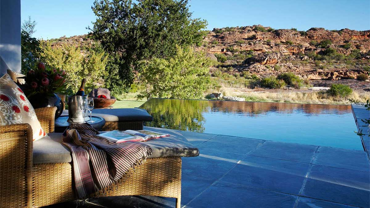 Bushmanskloof Room with a View