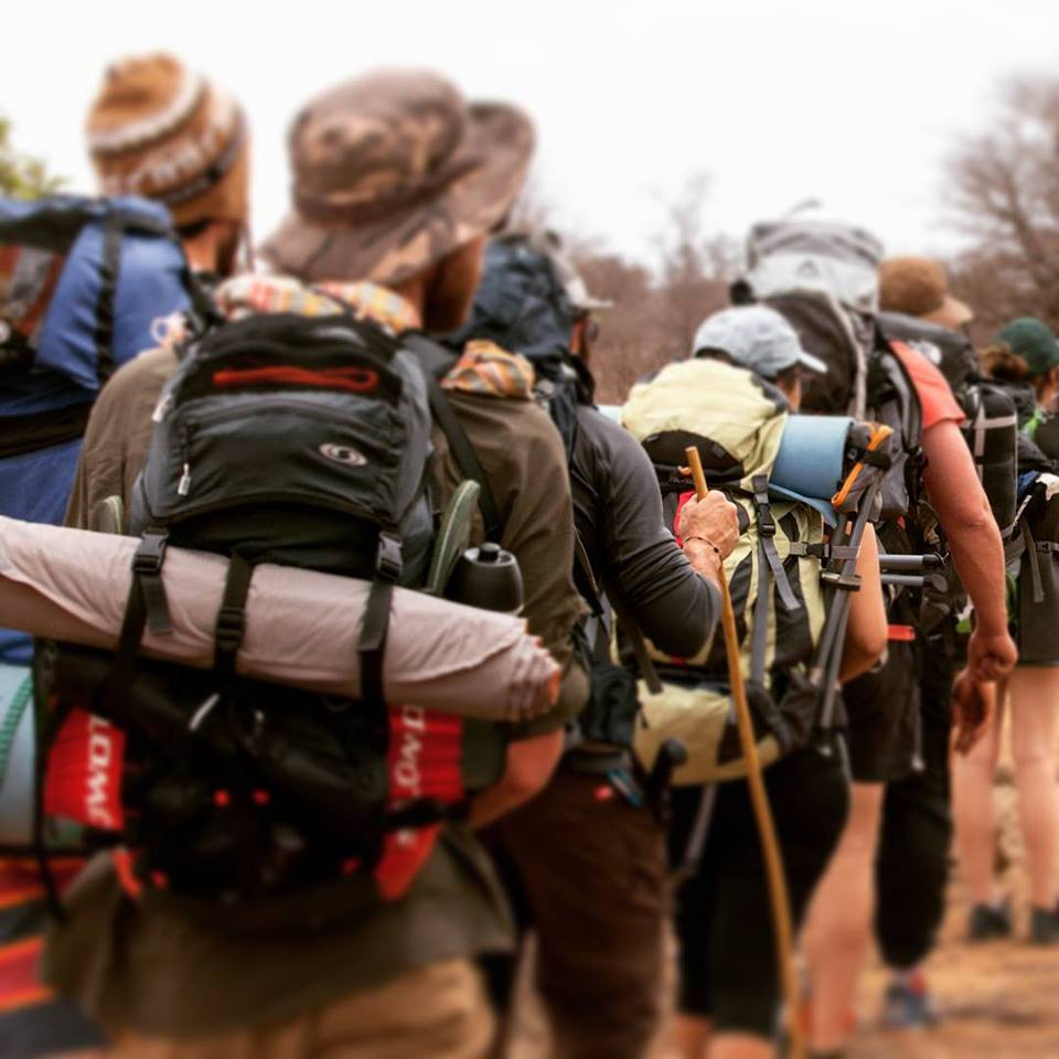 Carry-all Lowveld Trails Primitive Trail