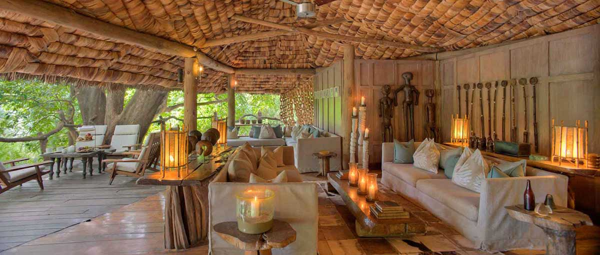 Lake Manyara Tree Lodges