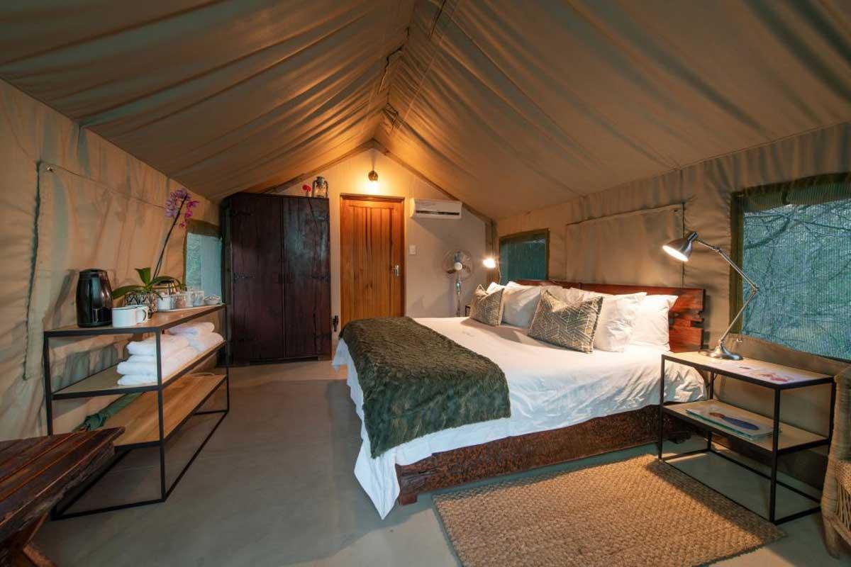 Sausage Tree Tented Camp