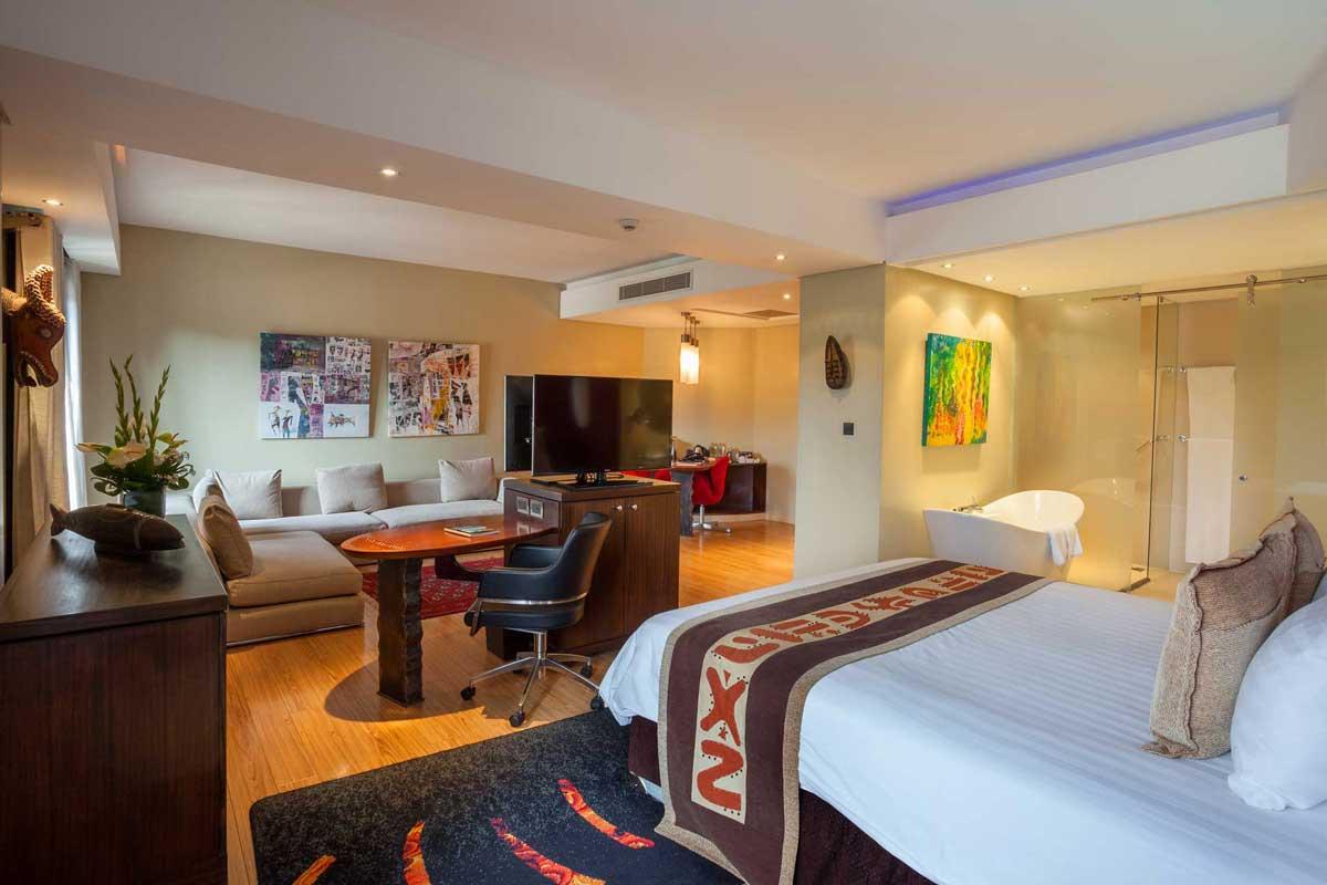 Tribe Hotel in Kenya