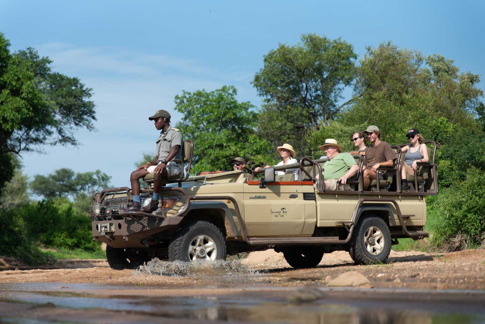 Game Drives in Balule Nature Reserve
