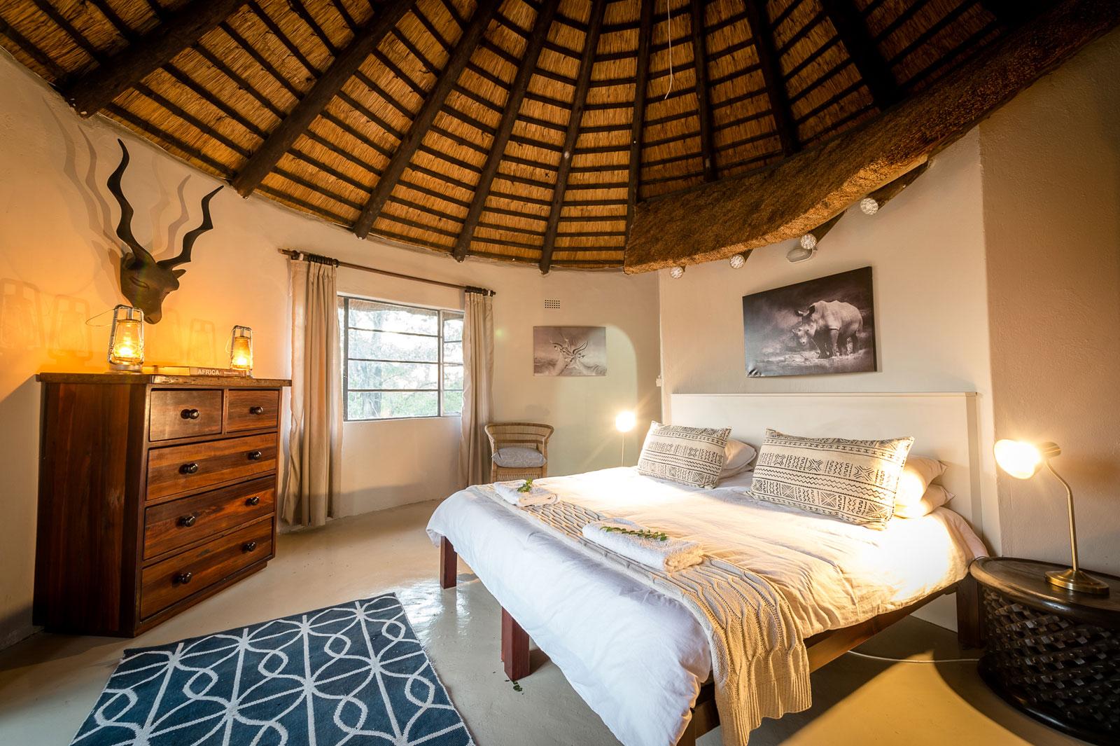 Nsala Safari Camp Room
