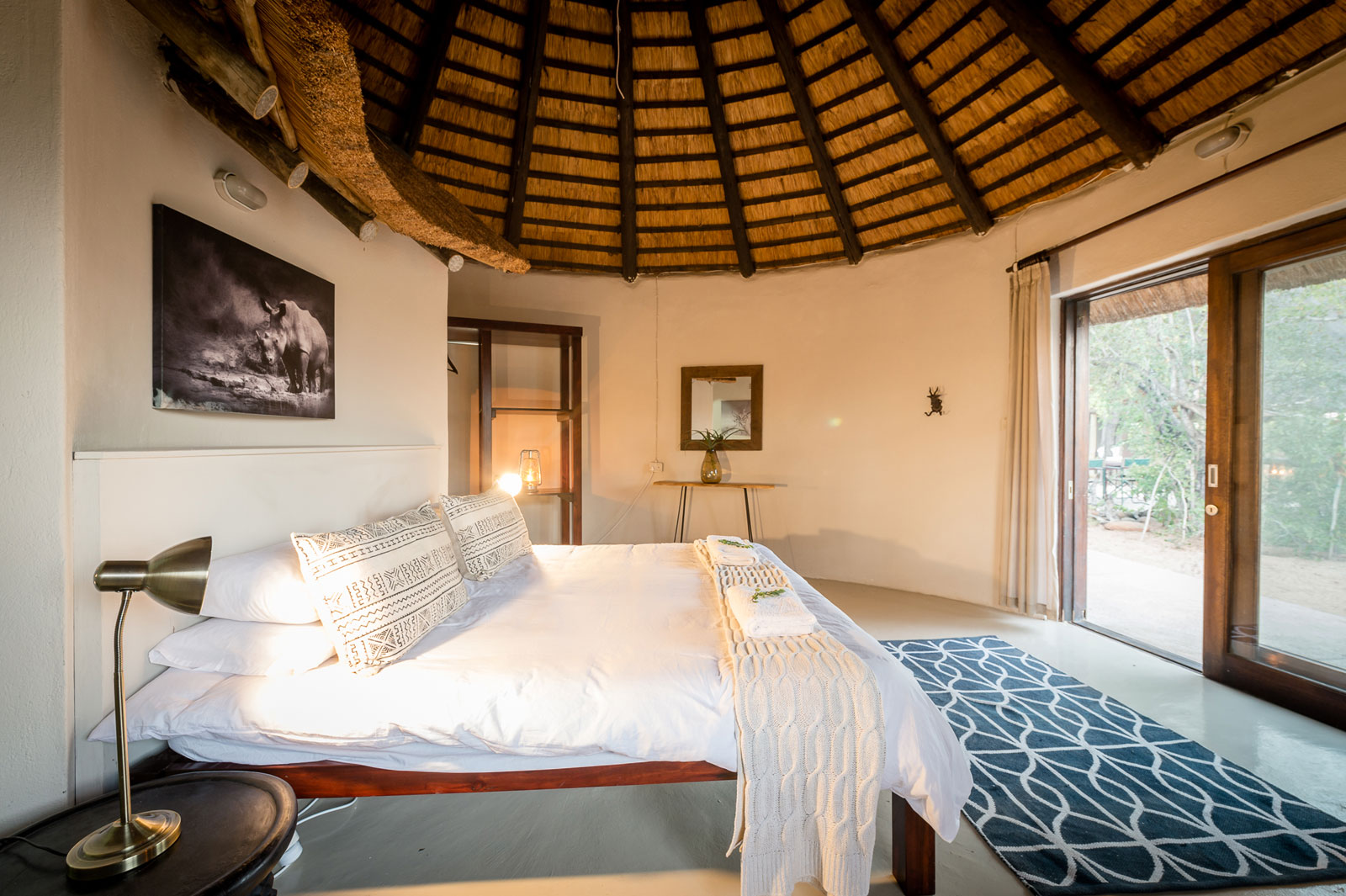 Nsala Safari Camp Bedroom