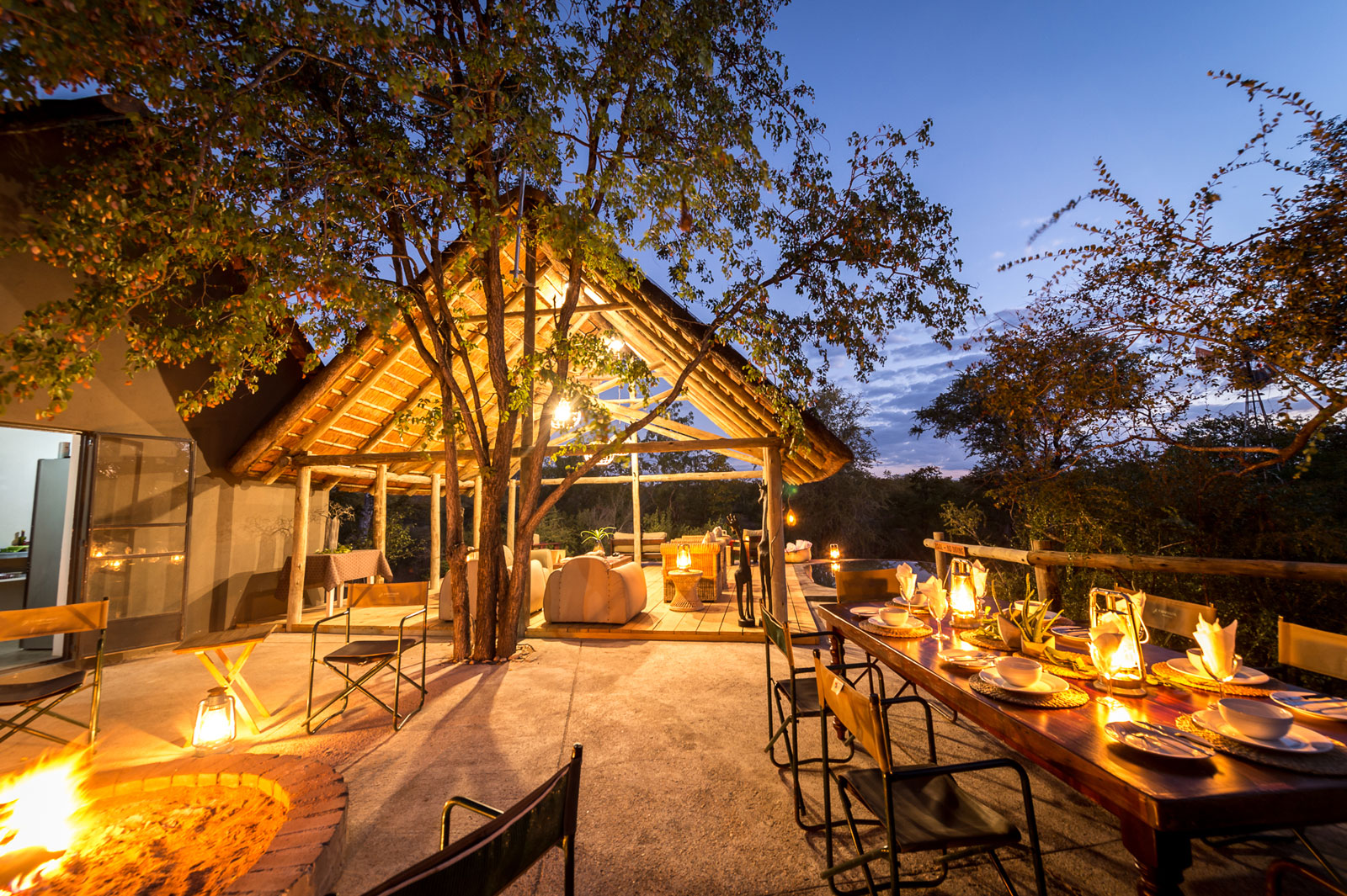 Boma Area Nsala Safari Camp