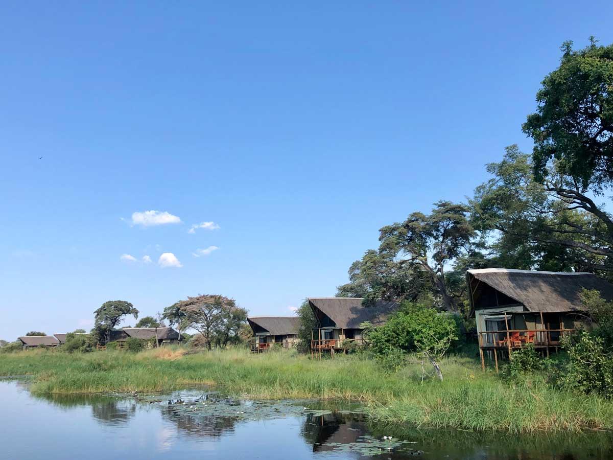 Botswana Feedback Lodge