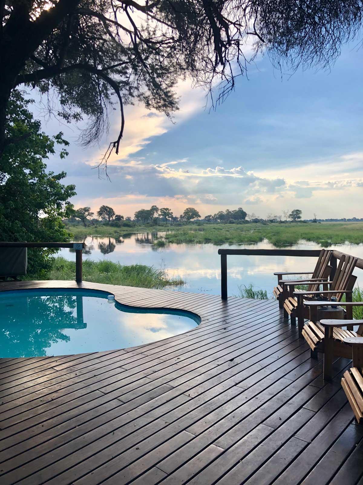 Botswana Swimming Pool