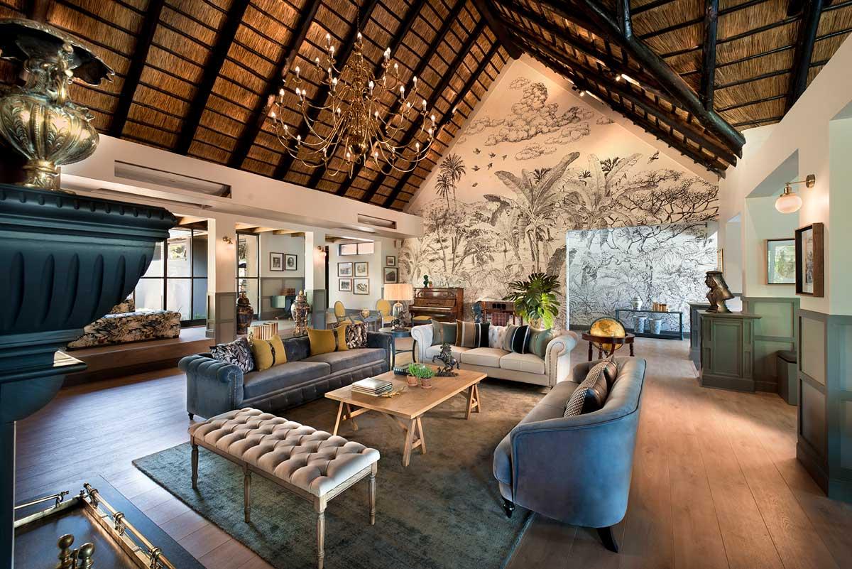 Stanley Livingstone Lounge