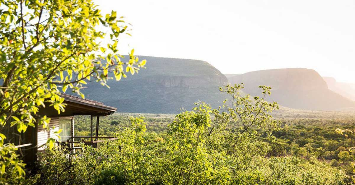 Marataba Mountain Lodge Views