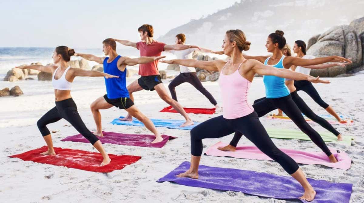 Phinda Yoga Session