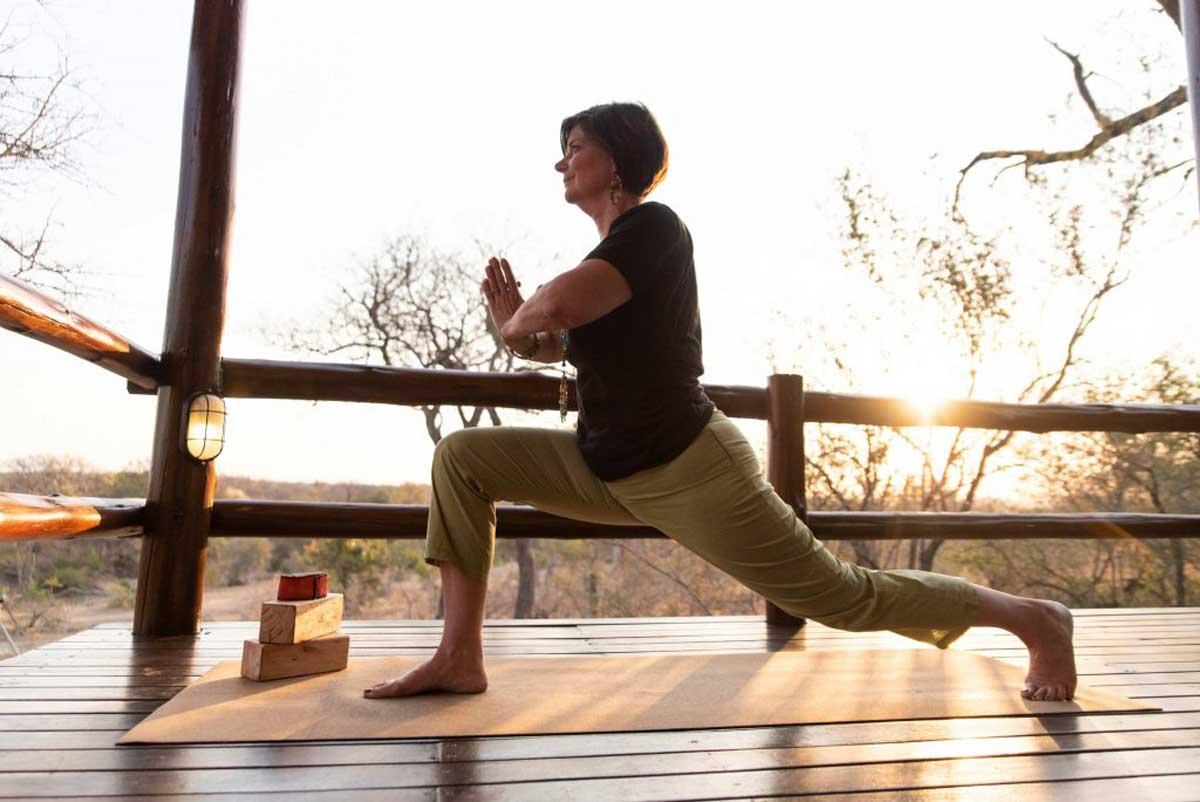 Sausage Tree Yoga Sessions Kruger