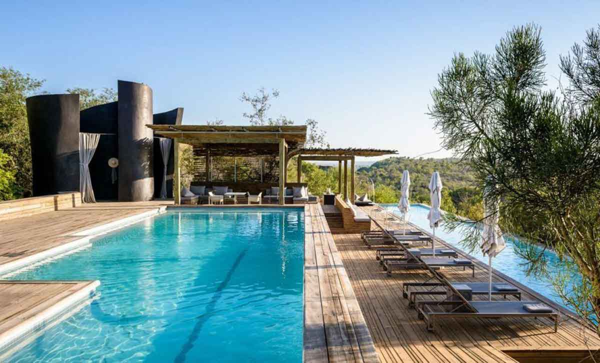Singita Lebombo Pool