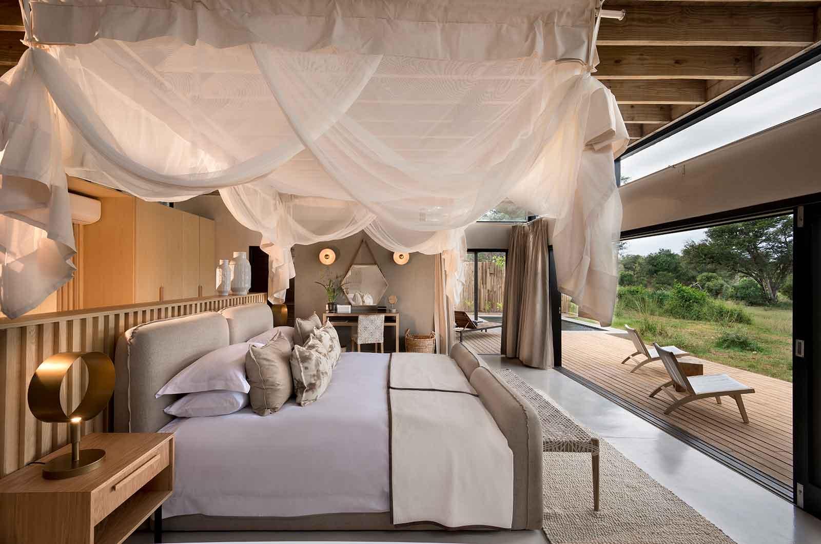 Lion Sands River Lodge Suite