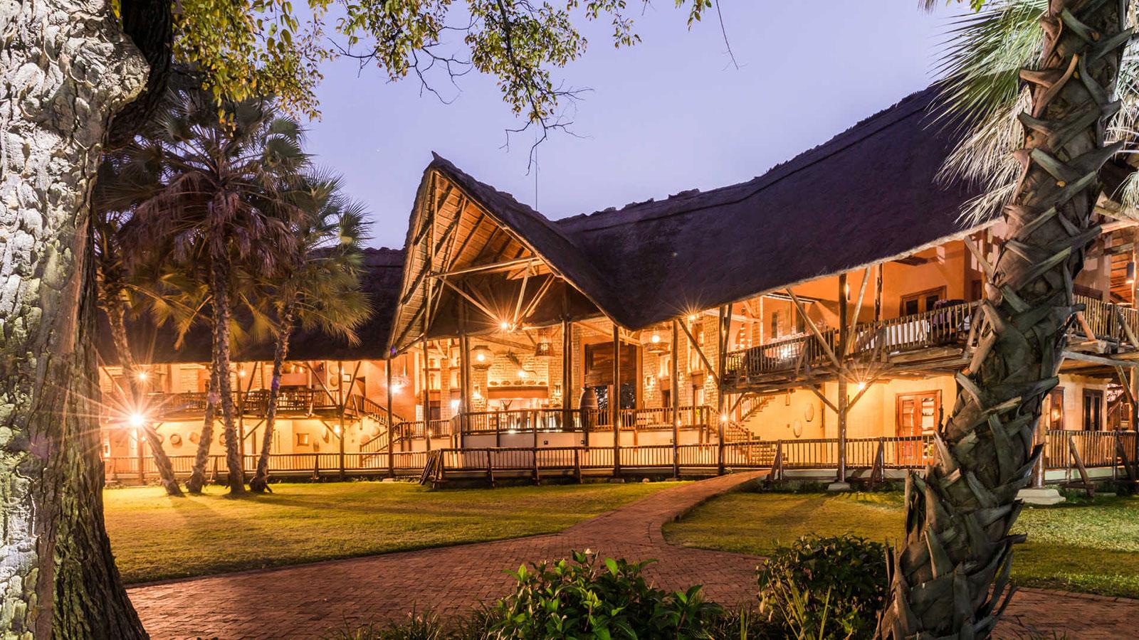 David Livingstone Lodge in Victoria Falls