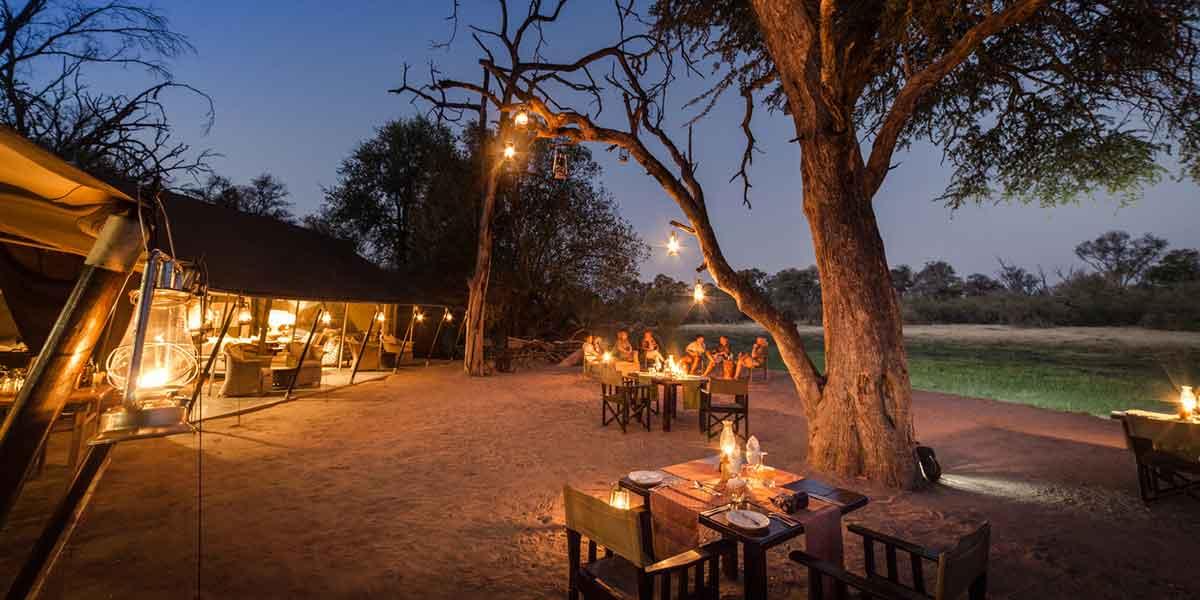 Machaba Safaris, Indian Ocean to Okavango Delta with Machaba Safaris