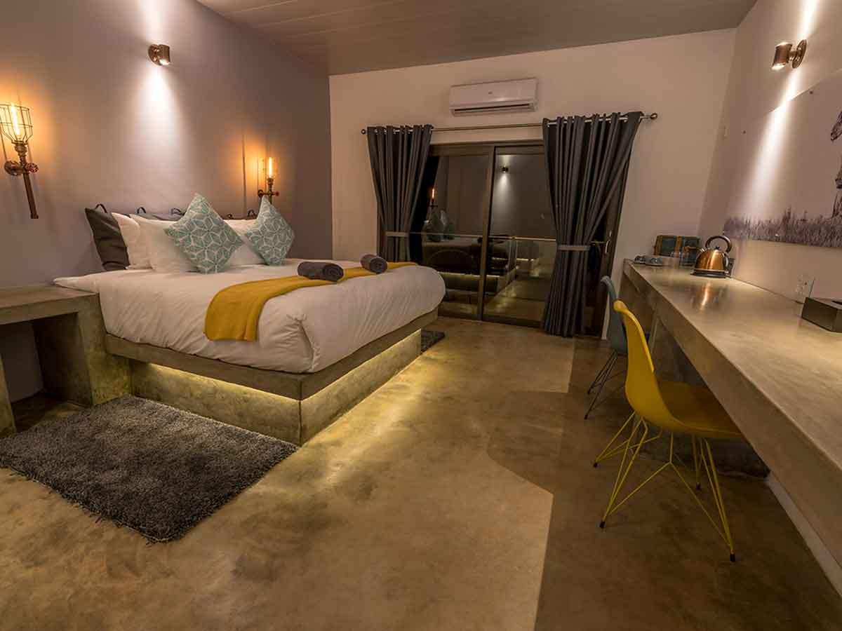 Room at the Chobe Pangolin
