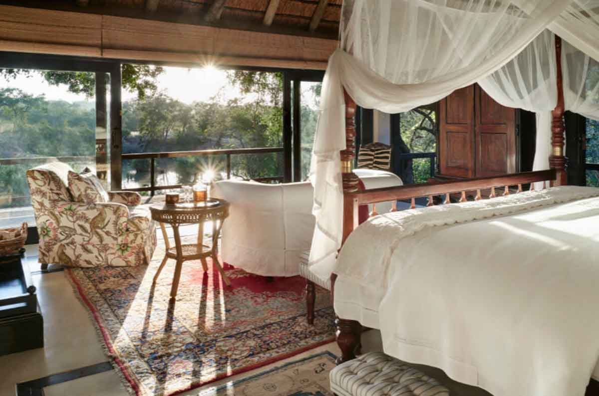 Royal Malewane Bedrooms