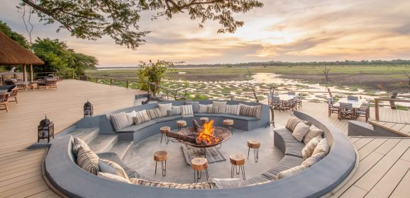 Light and luxurious new look for affordable Zambia safari lodge