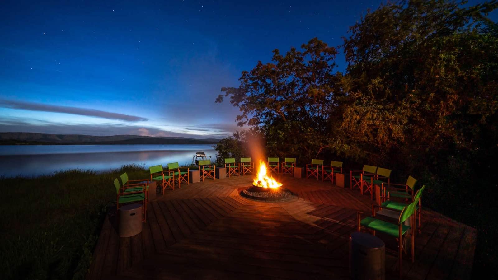 Magashi Camp, Akagera National Park