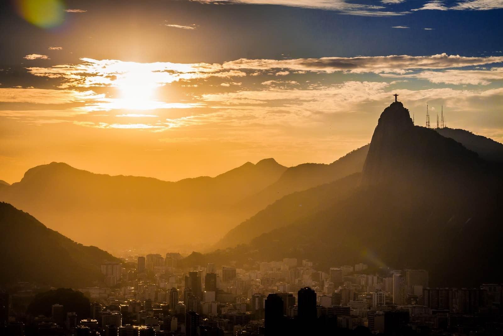 """Rio de Janeiro, The """"Marvellous City"""" of Rio de Janeiro"""