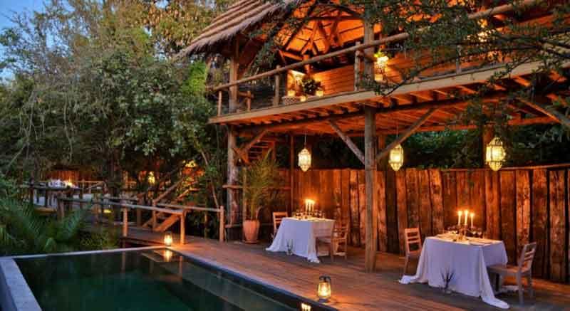 Chobe Batonka Lodge in Botswana