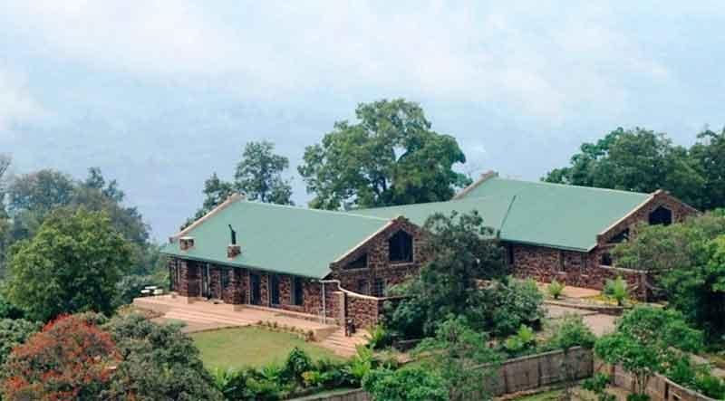 Clouds Mountain Lodge in Uganda