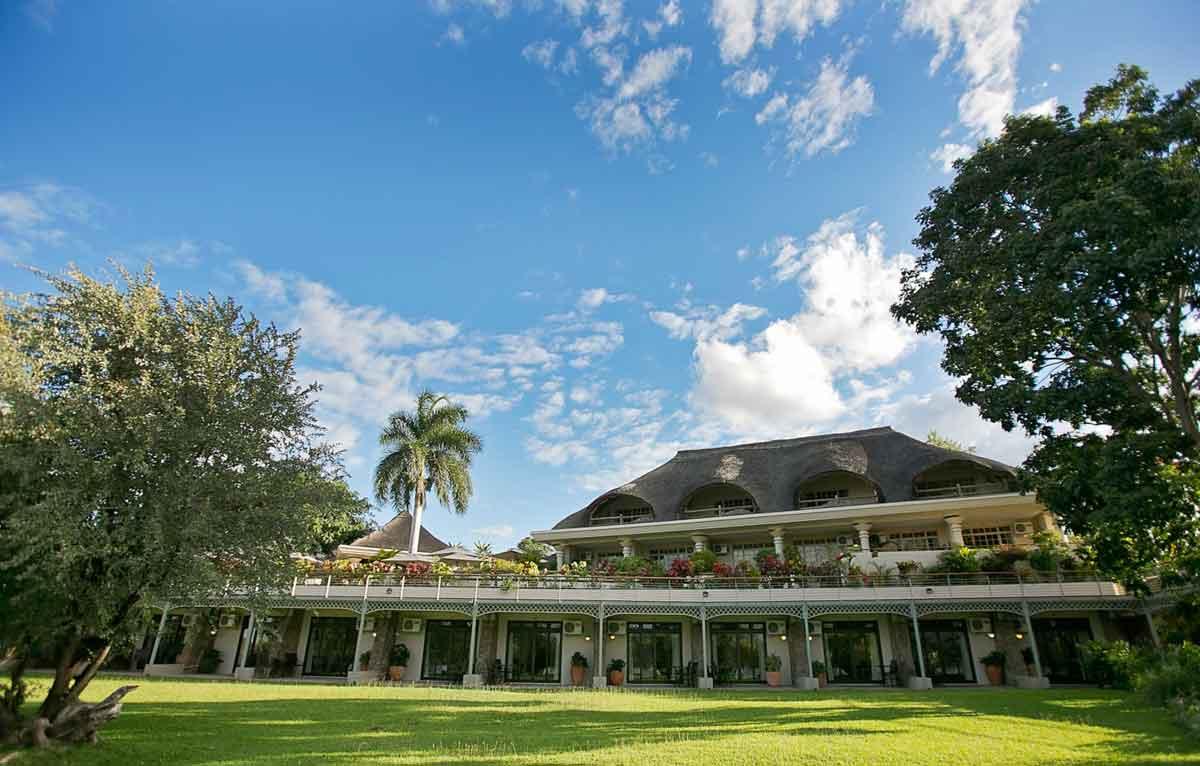 Ilala Lodge Vic Falls