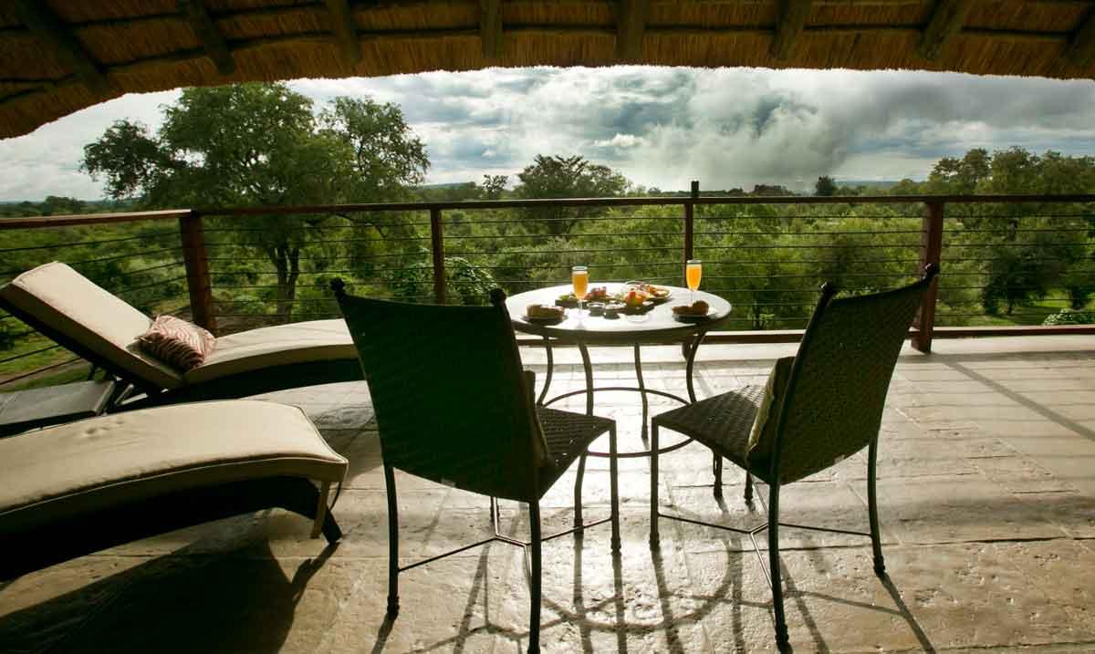 Ilala Lodge Views