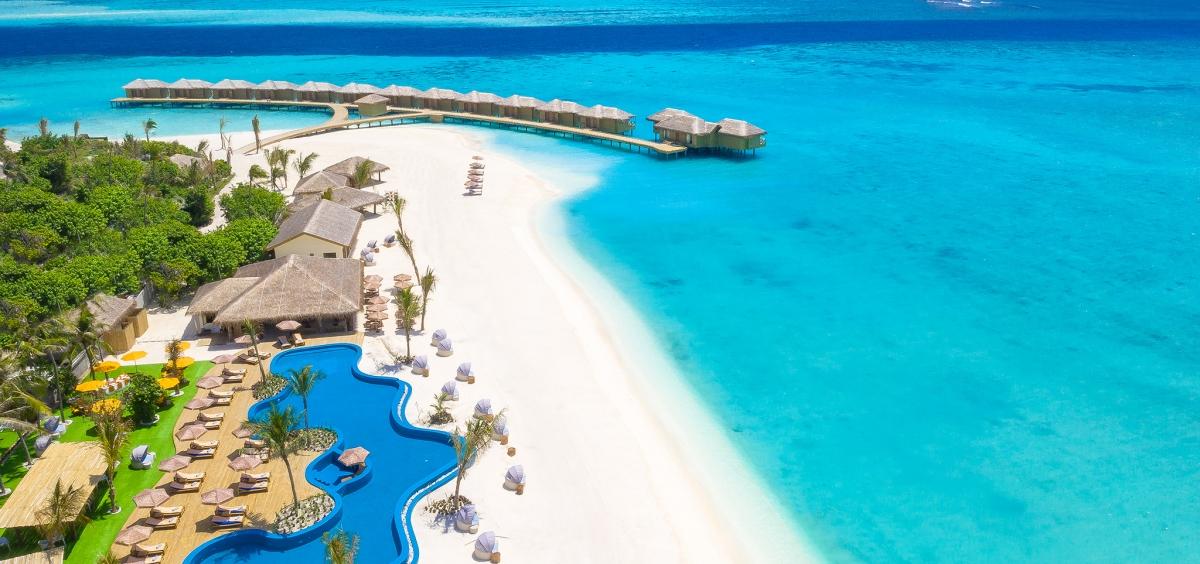 You&Me Resort in Maldives