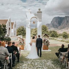 My Top 4 Venues for Wine Farm Weddings in Cape Town