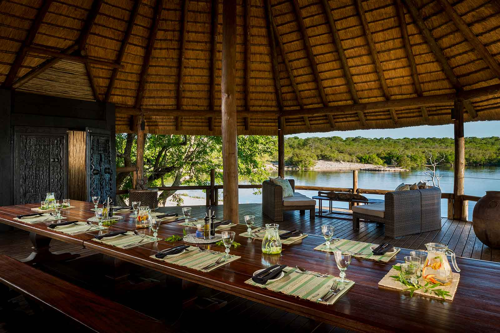Camp Life at Ulusaba Safari Lodge