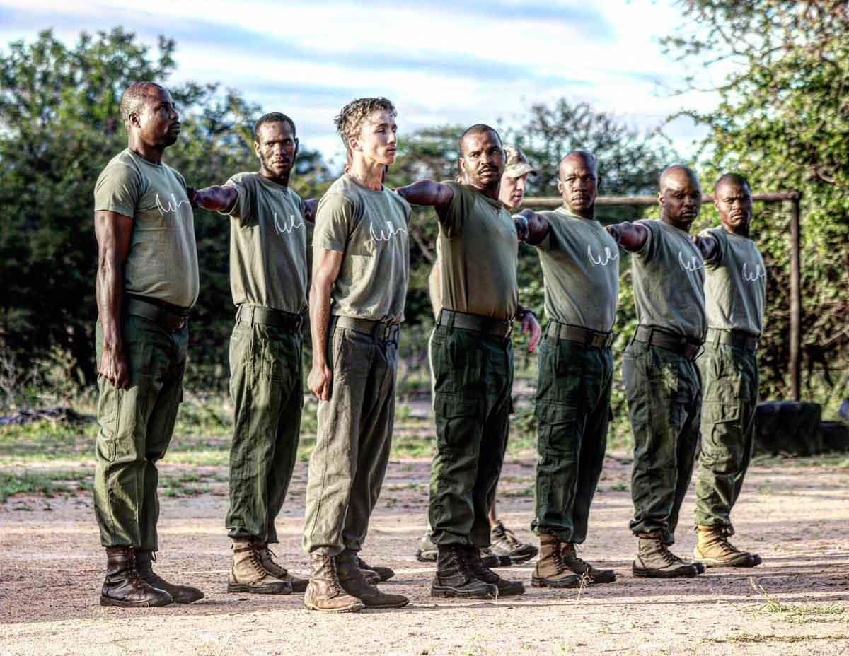 APU Team Nkombe