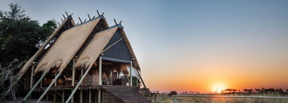 Reopening of Selinda Camp is all about Earth, Fire, Air, and Water in the Delta