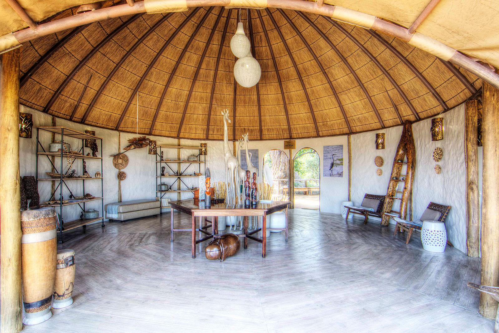 Camp Okuti Main Area