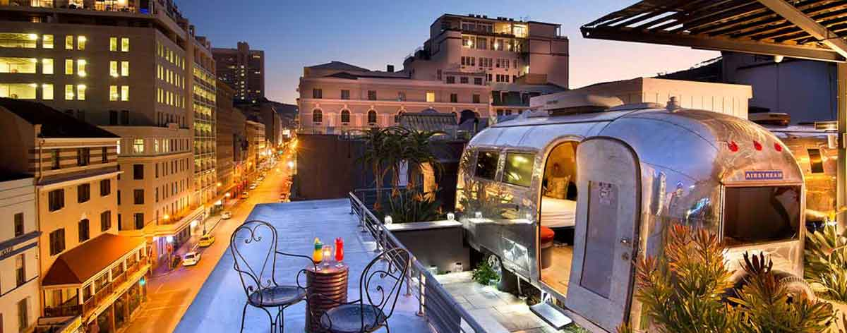 Grand Daddy Hotel in CapeTown