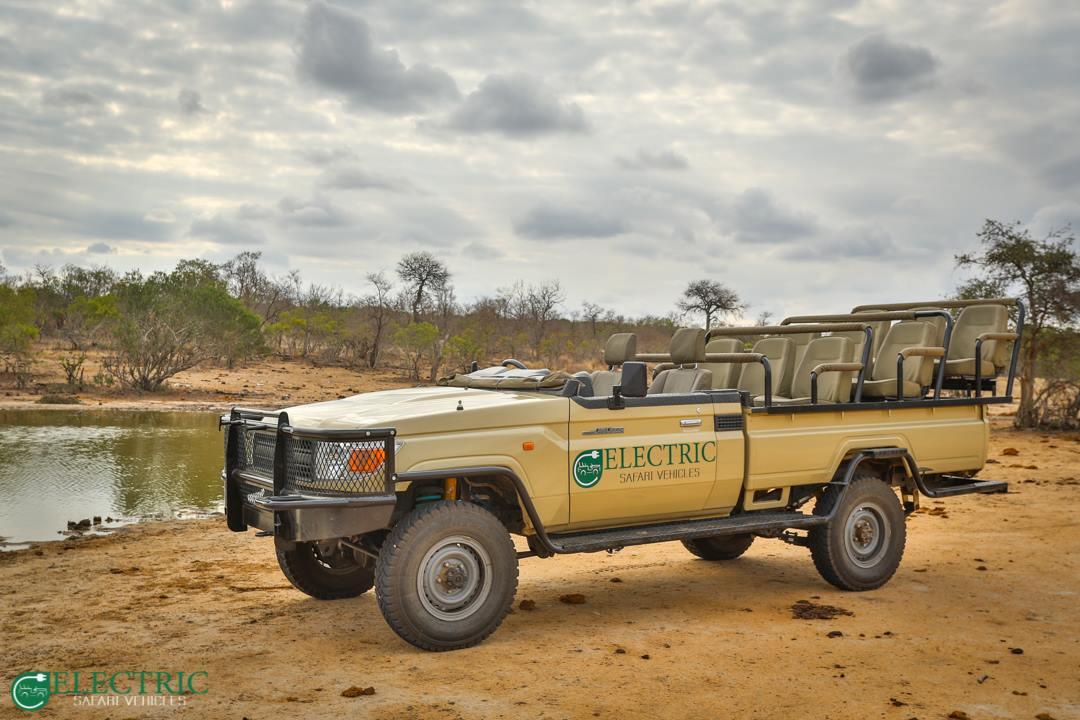 The Electric Safari Vehicle Revolution