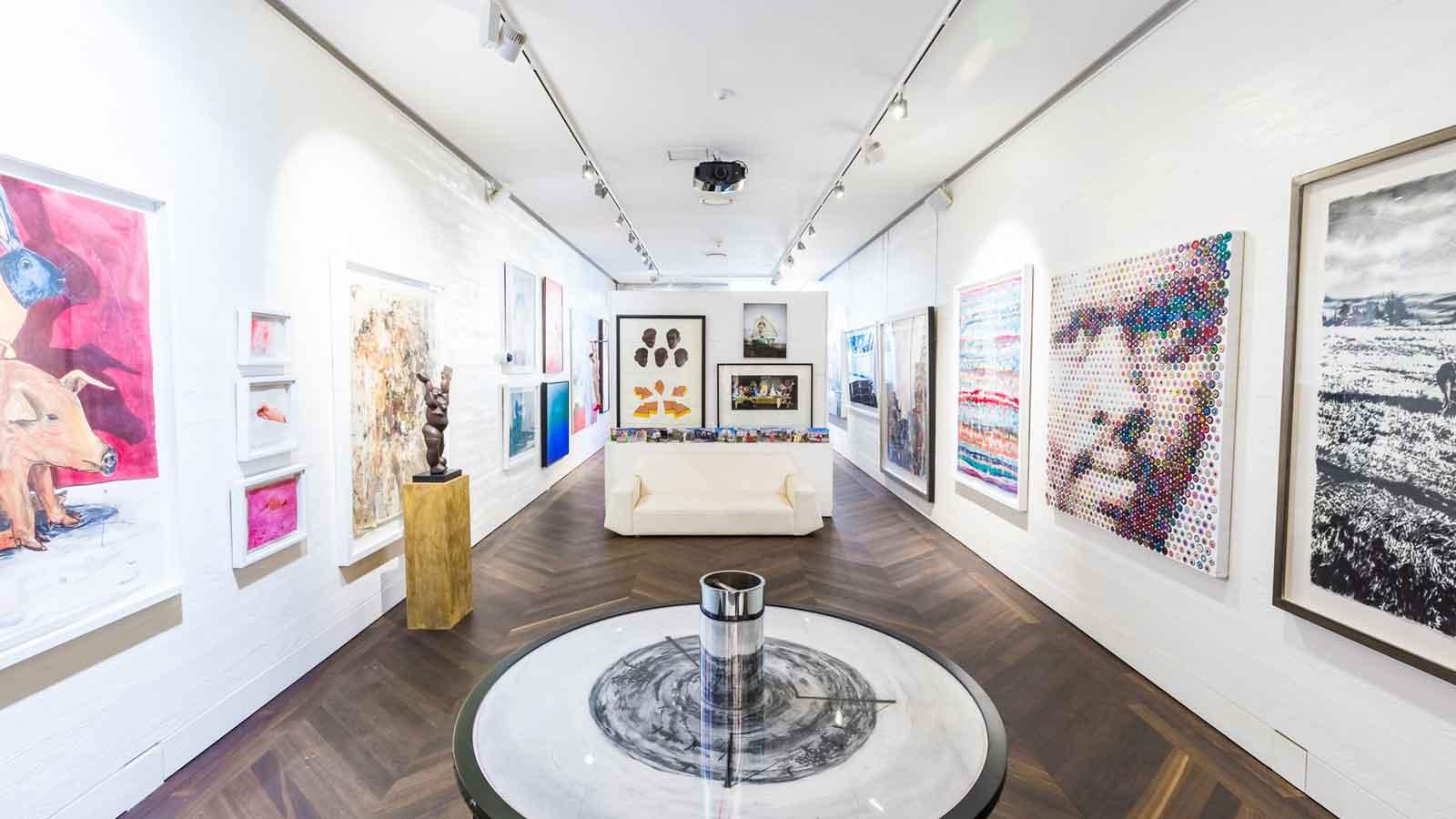 Ellerman House Art Gallery