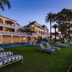 Finding Exclusivity at Ellerman House in Cape Town