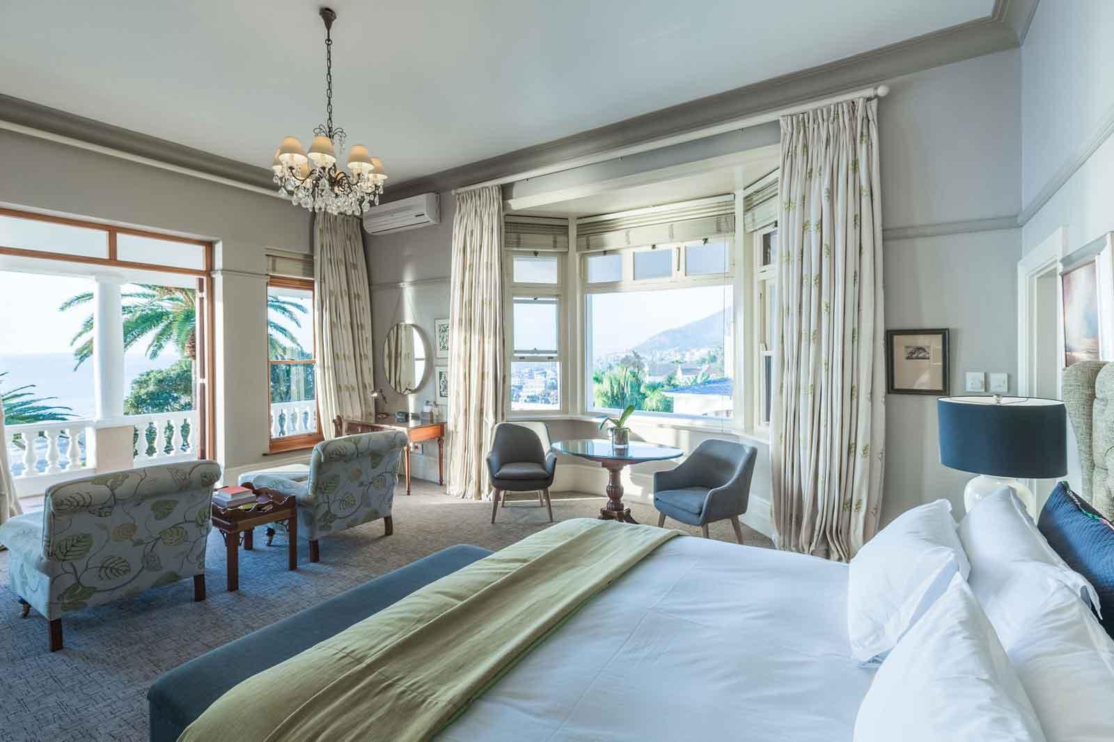 Ellerman House Hotel Room