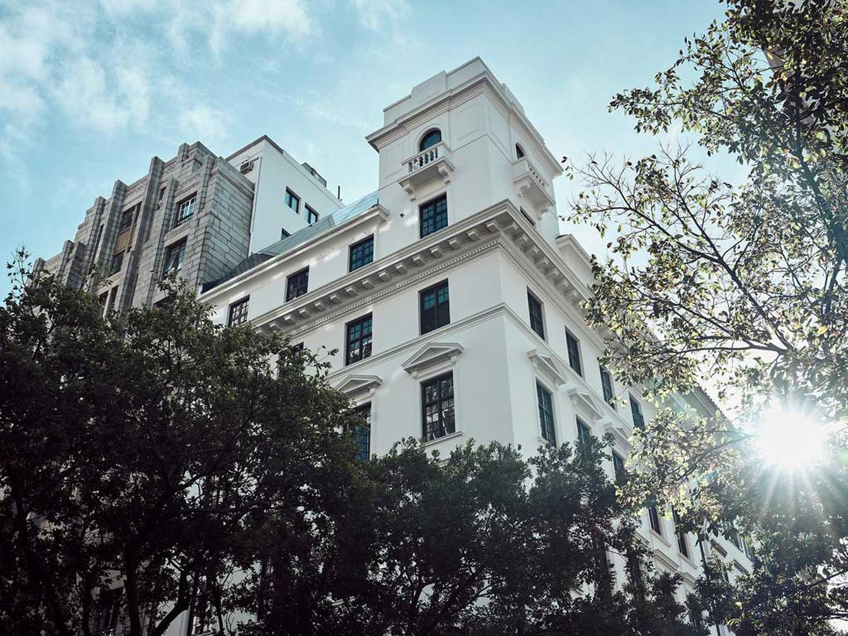 George Hotel in Cape Town