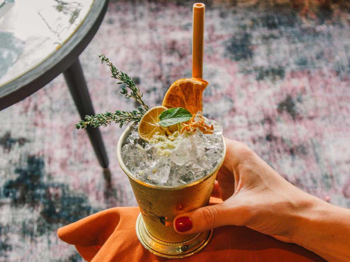 George Hotel Cocktails